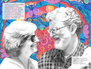 8. Mary McLaughlin and Chip Henry