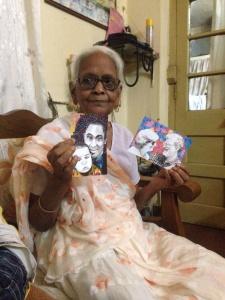 India grandma
