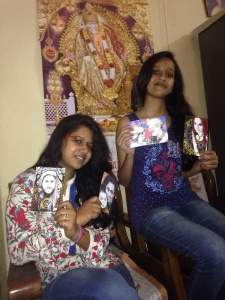 India sisters three